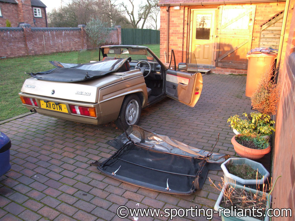 Dave S Scimitar Ss1 Project