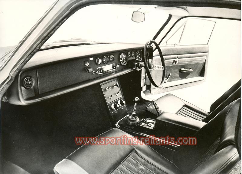 Reliant Scimitar GT SE4a & SE4b